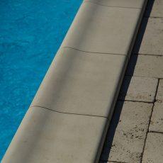 Bordura, dale piscina