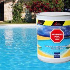 Vopsea clorcauciuc piscine